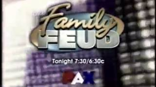 PAX Family Feud promo, 2002