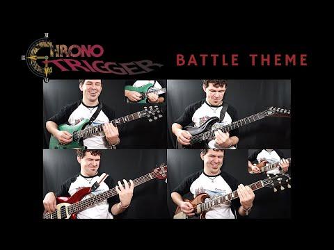 Alex's arrangement of the Chrono Trigger theme