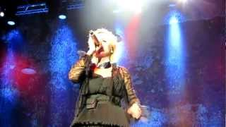 CRANBERRIES - Not Sorry last part [Luxembourg 2.11.2012] Bravo Dolores :)