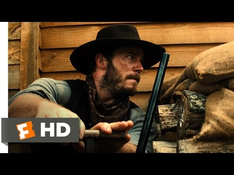 The Magnificent Seven (2016) - Battling Bogue's Brigade Scene (6/10) | Movieclips