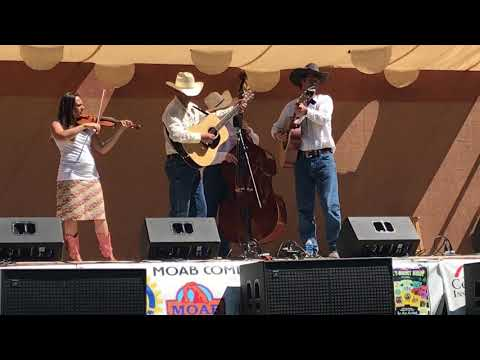 Miss You Darling at Moab Arts Fest---Quicksand Soup