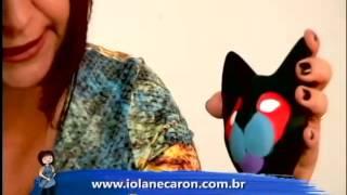 Programa Artesanal - Gato de Cerâmica - Romero Brito