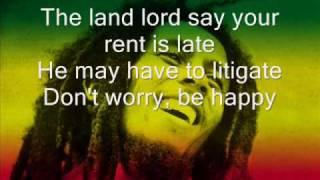 Bob McFerrin Don't Worry, Be Happy With Lyrics Original