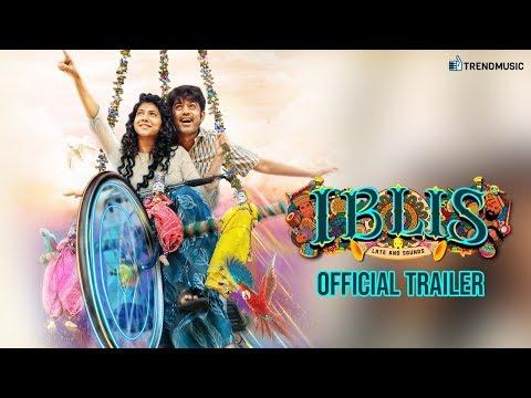 Iblis Official Trailer - Asif Ali, Madonna Sebastian