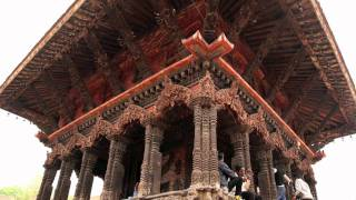 preview picture of video 'Patan Durbar Square'