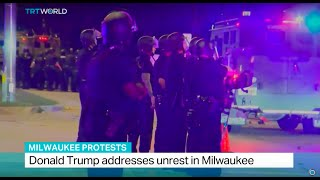 Milwaukee Protests: Police Under Scrutiny Over Treatment Of Blacks, Kahraman Haliscelik Reports