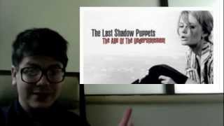 """The Last Shadow Puppets """"The Age of the Understatment"""" Reseña"""