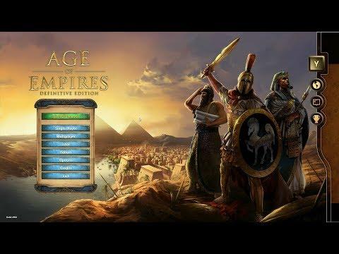 Age of Empires: Definitive Edition (vs Hardest AI)
