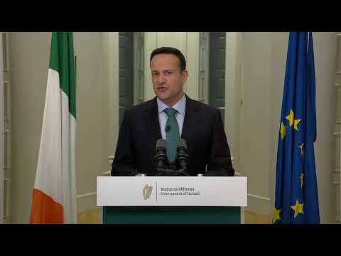 The leadership speech Kenyans needed to hear during COVID-19 came from the Irish PM