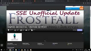 Mods -  Skyrim SE Easy SkyUI and Frostfall Compatibility Guide