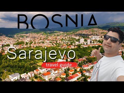 Sarajevo Old Town & Avaz Tower | Bosnia & Herzegovina | Europe EP-49