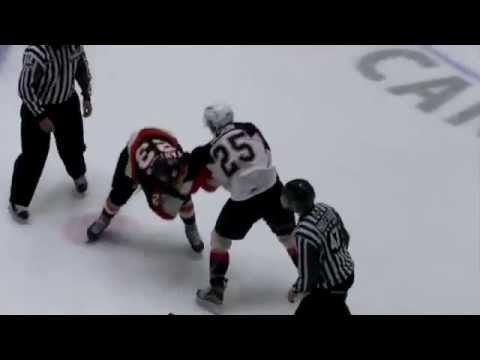 Caleb Fantillo vs. Tate Olson