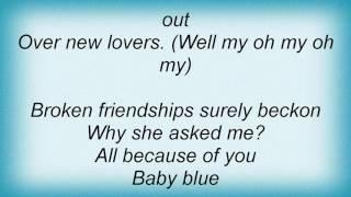 Thrills - Old Friends, New Lovers Lyrics