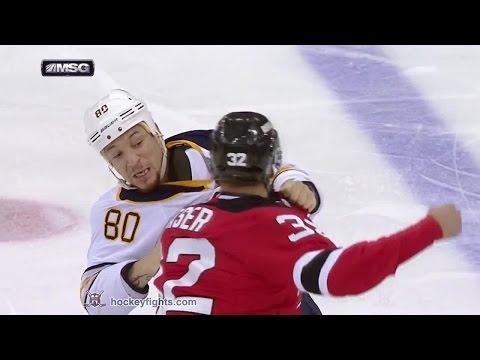 Mark Fraser vs. Chris Stewart