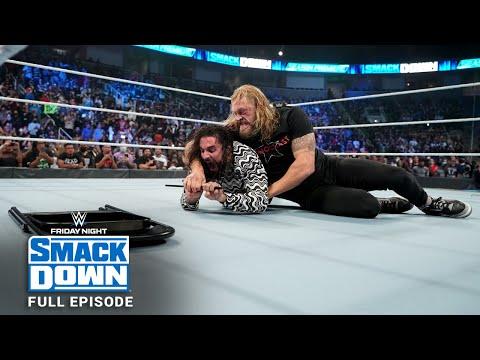 WWE SmackDown Full Episode, 08 October 2021