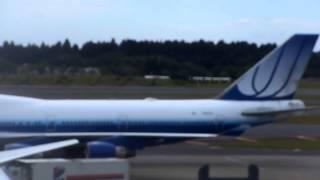 事故から、数週間のアシアナ航空と、UNITEDのスポット入れ替え