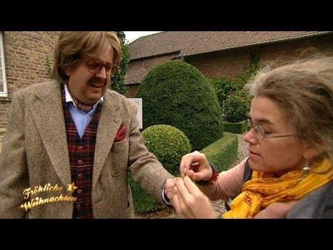 Schlimmes Aua am Finger - Wolfgang und Anneliese