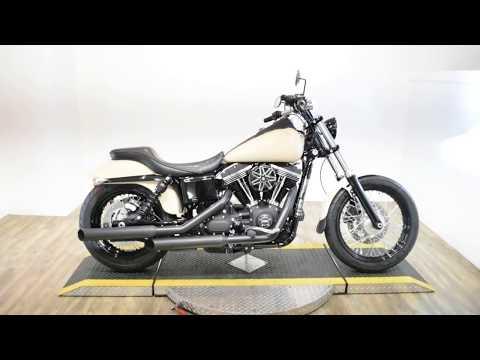2014 Harley-Davidson FXDBP Dyna Street Bob in Wauconda, Illinois