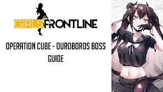 Ouroboros  - (Girls' Frontline) - [Girls Frontline - EN] Operation Cube - Side Collapse Boss Guide