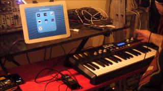 How To Connect Any Midi Keyboard To Your iPad