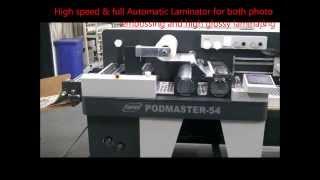 Laminator GMP POD MASTER 54