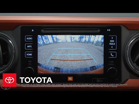 Toyota Tacoma Features video