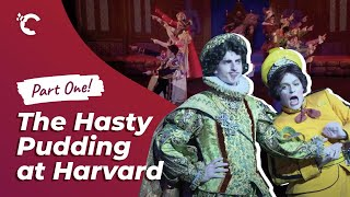 youtube video thumbnail - The Hasty Pudding At Harvard