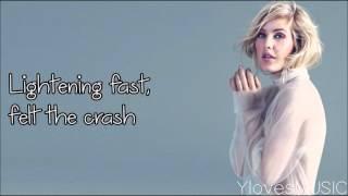Ellie Goulding - Holding On For Life (Lyrics)