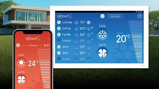 AirTouch 2 Plus | Innovation in Climate Control