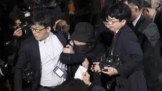 Президент Южной Кореи отправлена в тюрьму