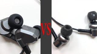 KZ ZS5 VS Xiaomi Hybrid Pro HD - Comparison Review