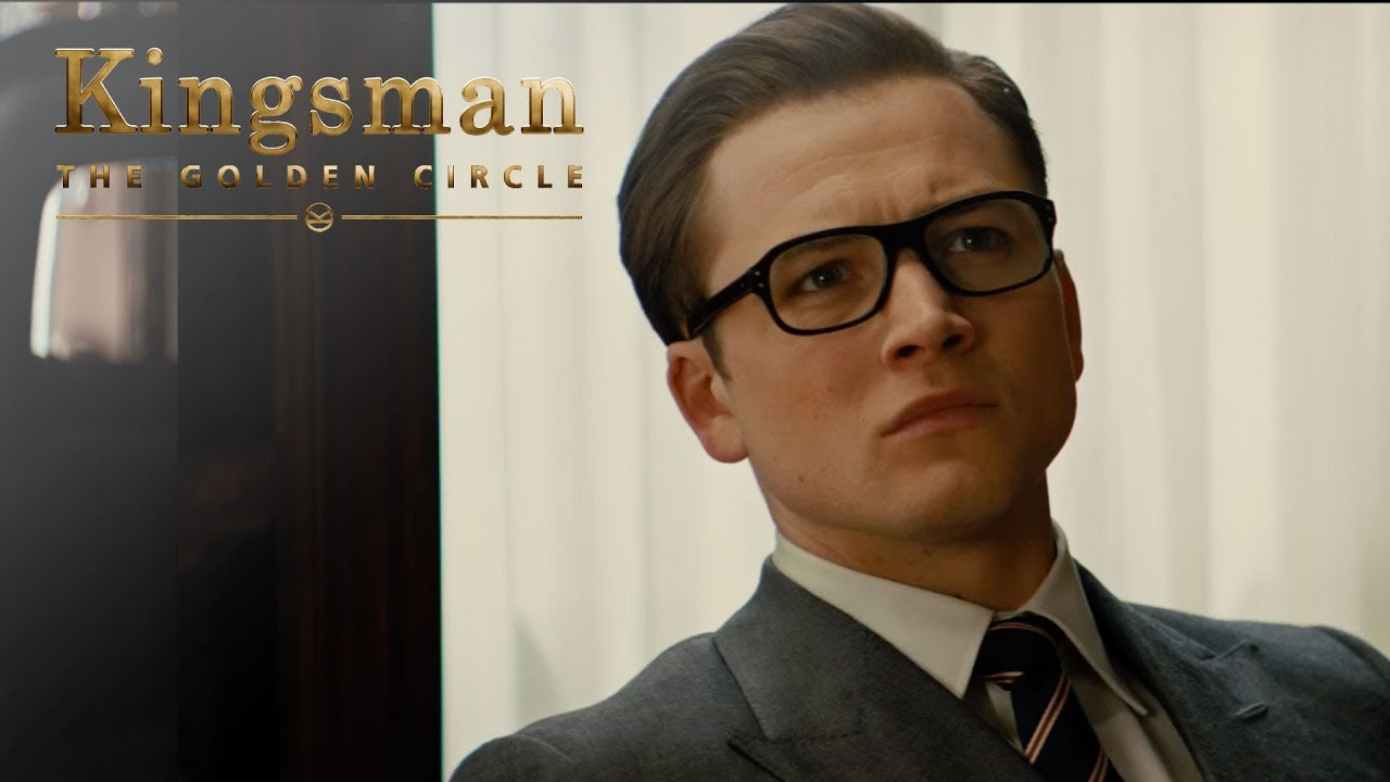 Kingsman: The Golden Circle - Get There Any Way You Can
