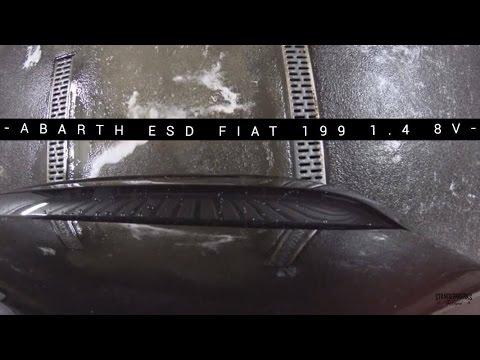 Abarth Auspuff (Exhaust Sound) am Fiat Grande Punto 199 1.4 8V Sauger / Italo Nation Worldwide