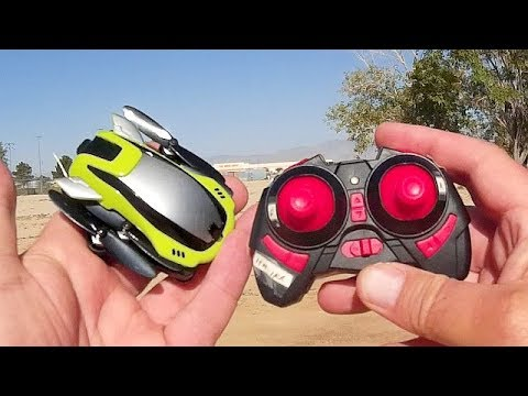 Kaideng K100 Equator WiFi FPV Foldable Micro Drone Flight Test Review