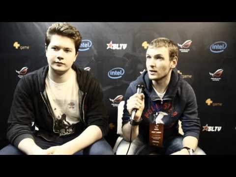 Puppey to all haters: I'm just playing Dota @ SLTV 8 (With ENG subs)