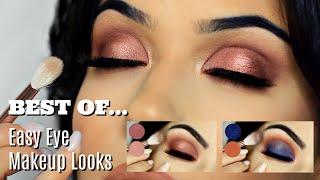 Beginner Eye Makeup Best Of 2019 | How To Apply Eyeshadow | TheMakeupChair