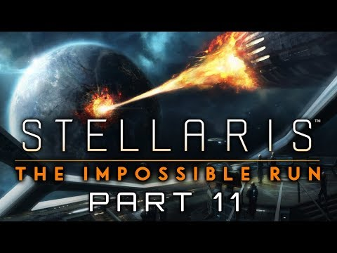 Stellaris: The Impossible Run - Part 11 - Let Them Fight