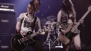 BARB WIRE DOLLS - Blind To Your Misery - Official Video