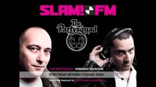 10-08-2012 | The Partysquad Weekend Takeover @ SLAM!FM