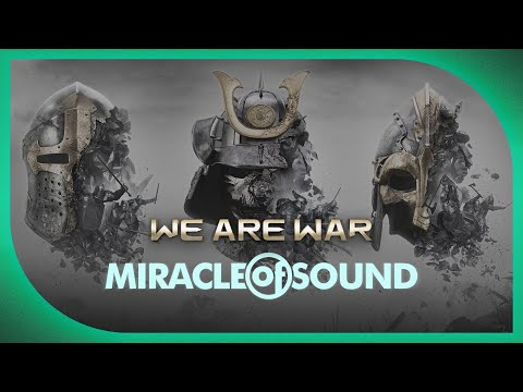 We Are War cover