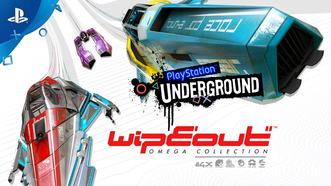 Wipeout Omega Collection Launches Today