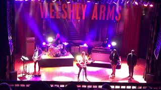 X (live)   Welshly Arms   Learn To Let Go Tour @ HOB CLE 113019