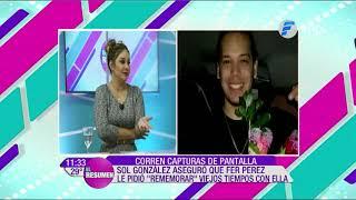 Fer Perez Acusado Nuevamente Por Sol González | El Resumen