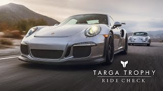 In honor of this weekends Targa Trophy Porsche Only special event Check