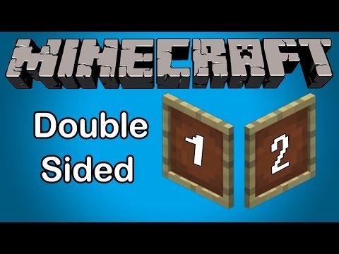 Minecraft - Item Frame Name Tag Trick - смотреть онлайн на
