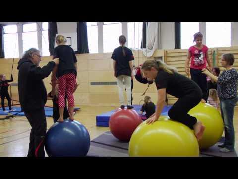 Die Skoliose die Behandlung und krasnojarske