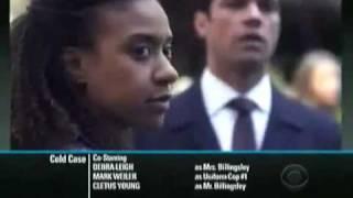 Cold Case 7x18: The Last Drive In - Promo