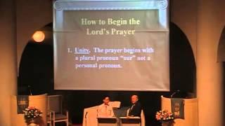 คำอธิษฐานขององค์พระเยซู โดย Dr. Elmer