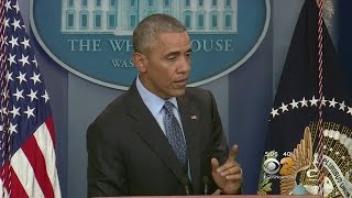 Obama Holds Final Press Conference
