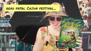 I made a video for FATAL CAJUN FESTIVAL!